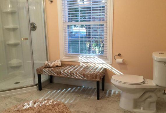 Bathroom remodels by A.G. Gatt Construction in Saint Joseph, Michigan