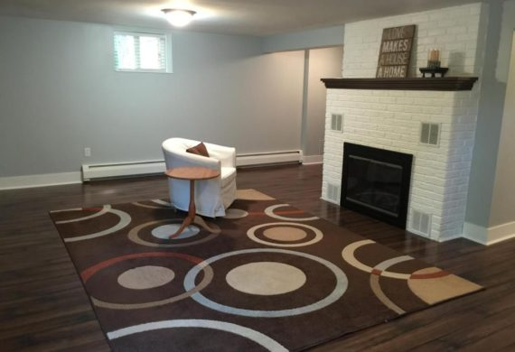 Living Area remodels by A.G. Gatt Construction in Saint Joseph, Michigan